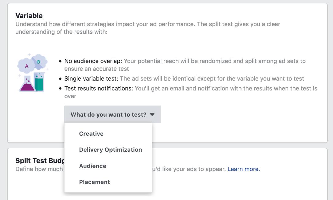 Create Facebook lead gen ad 4