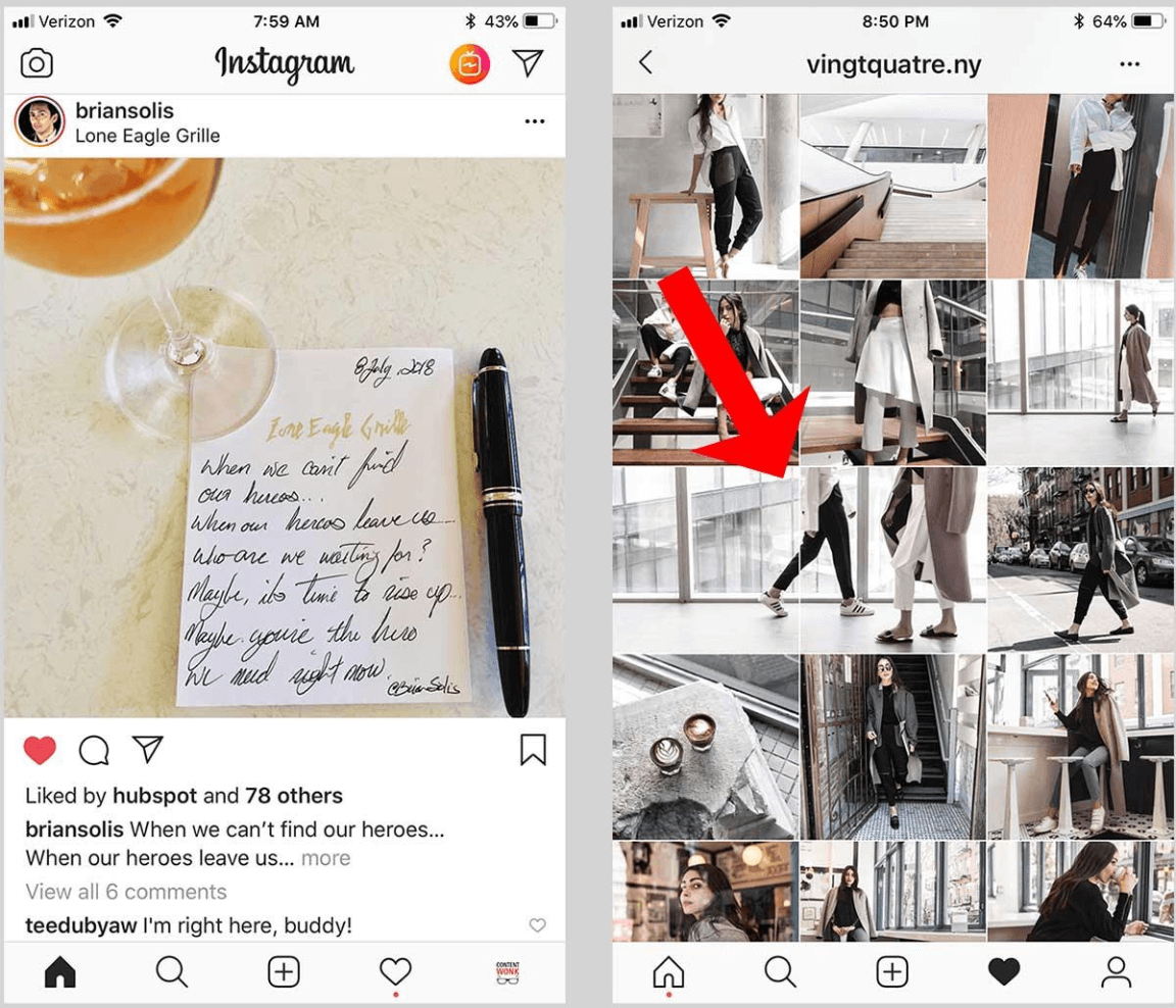 Ways to make your Instagram posts more interesting