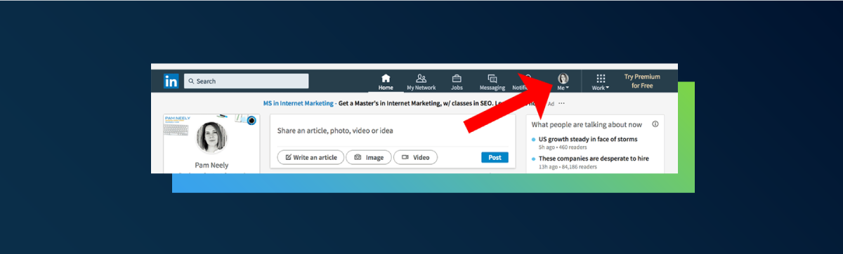 How to turn off notifications about changes to your LinkedIn account